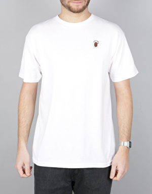 Pass Port Tap Me T-Shirt - White