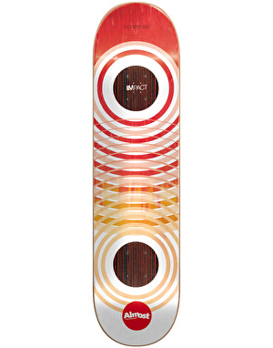 Almost Cooper OG Trans Rings Ghost Impact Pro Deck - 8.25