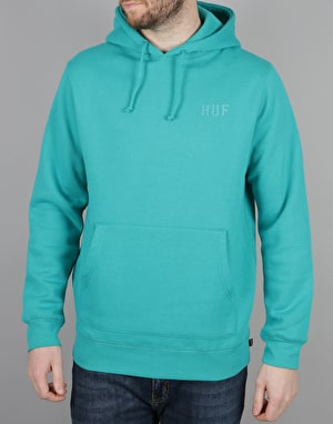 HUF Classic H Pullover Hoodie - Teal