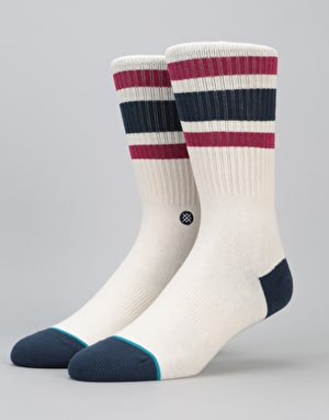 Stance Boyd 3 Classic Light Socks - Natural