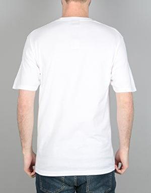 Stüssy Cracked T-Shirt - White