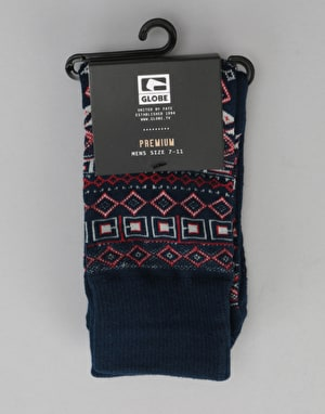 Globe Premium Socks - Ski Sweater