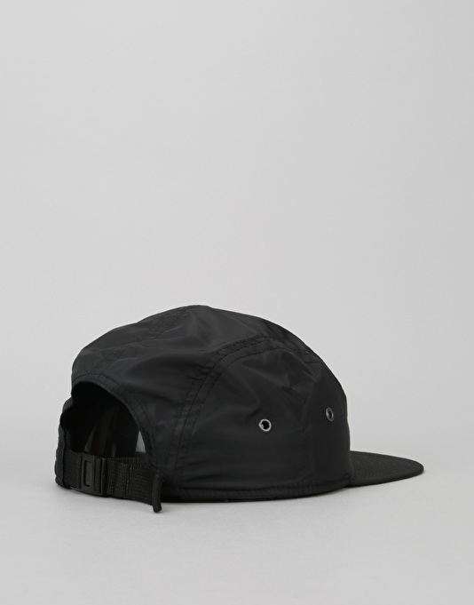 Carhartt Strike 5 Panel Cap - Black/White