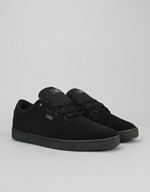DVS Quentin Skate Shoes - Black/Black