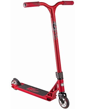 Grit Fluxx 2017 Scooter - Satin Red