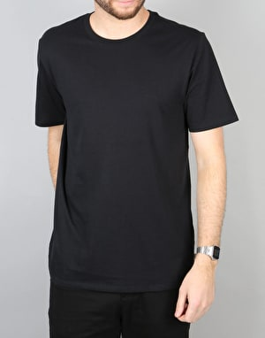 Nike SB Essential T-Shirt - Black/Black