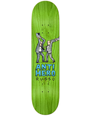 Anti Hero Russo Wonderful Life Pro Deck - 8.4