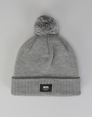 Vans Toulan Pom Beanie - Heather Grey