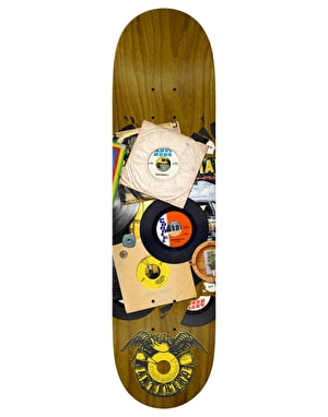 Anti Hero Cardiel Studio 18 Records Pro Deck - 8.12