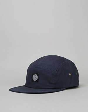 Obey Tomas 5 Panel Cap - Navy