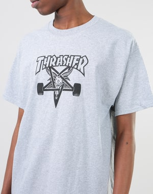 Thrasher Skategoat T-Shirt - Grey