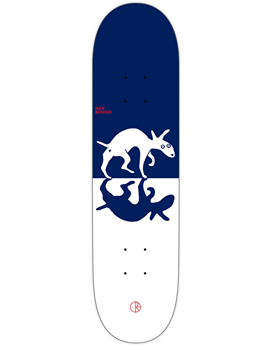 Polar Boserio Sneaking Dog Pro Deck - 8.5""