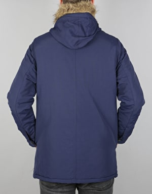Emerica Dusted Parka Jacket - Navy