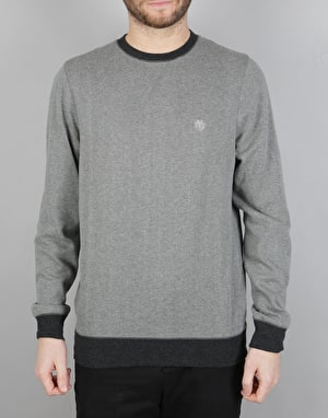 Element Classic Cornell Crew Sweatshirt - Grey Heather