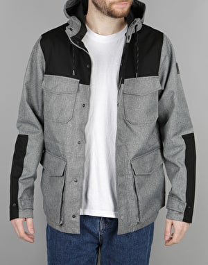 Element Hemlock Jacket - Grey Heather