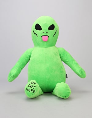 RIPNDIP We Out Here Plush Toy - Green