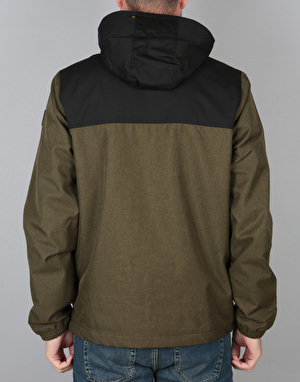 Element Alder Jacket - Black Moss/Green Heather
