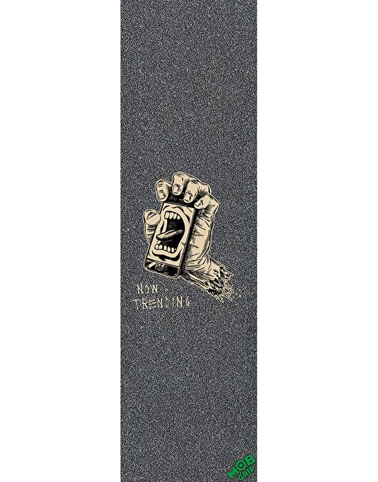 "MOB x SC Screaming Hand Art Show Vol II 9"" Graphic Grip Tape Sheet"