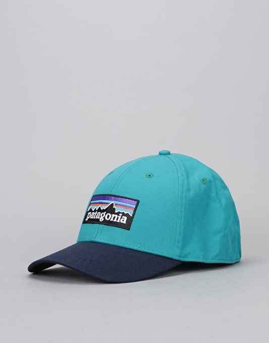 0a8a187e034 Patagonia Stretch Fit Cap - True Teal