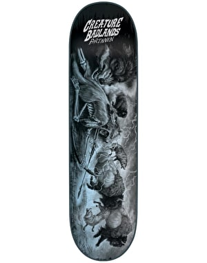 Creature Partanen Back to the Badlands Pro Deck - 8.1