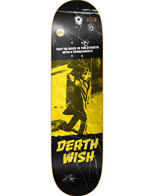 Deathwish VHS Wasteland Team Deck - 8.5