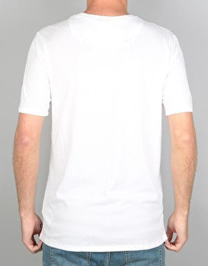 Nike SB DriFit Triangle T-Shirt - White/Black
