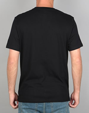 Element Cut Out Icon T-Shirt - Flint Black