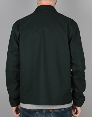 The National Skateboard Co. Harrison Jacket - Dark Forest Green