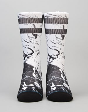 Stance Granite Classic Crew Socks - Black