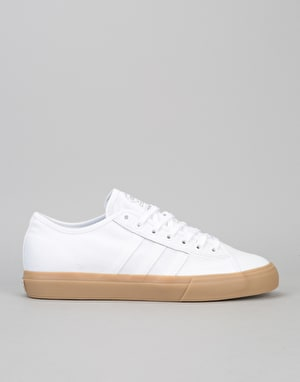 Adidas Matchcourt High RX Skate Shoes - Ftwr White/Gum