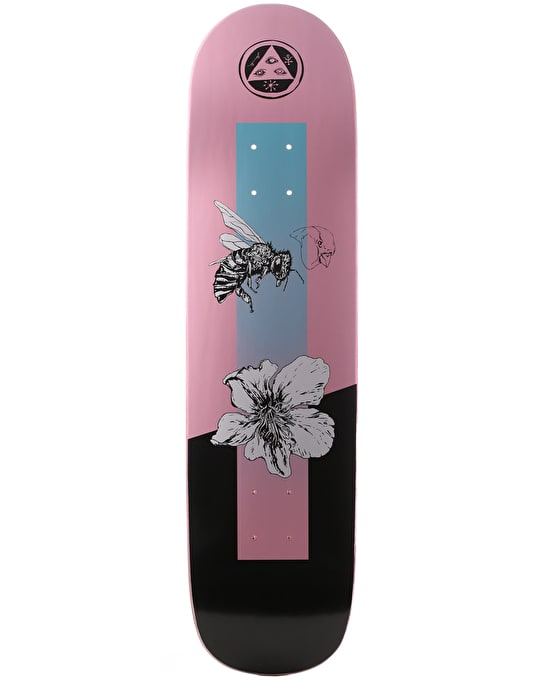 Welcome Adaptation on Bunyip Skateboard Deck - 8""