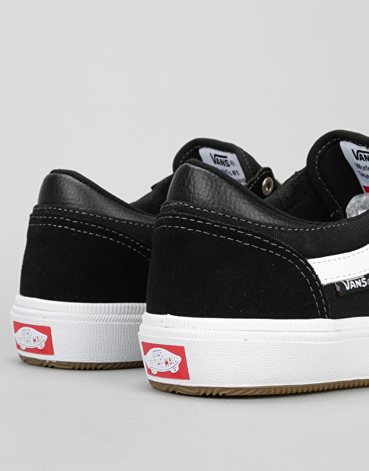 Vans Gilbert Crockett 2 Pro Skate Shoes - Black/White