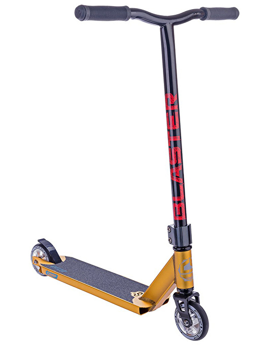 Crisp Blaster 2016 Scooter - Gold Anodised/Black