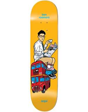 Enjoi Raemers Upper Decker Bus Pro Deck - 8.25