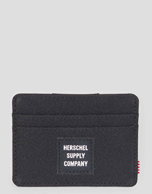 Herschel Supply Co. Felix Card Holder - Black