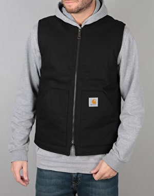 Carhartt Vest Jacket - Black