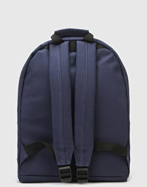 Mi-Pac Canvas Tonal Backpack - Navy/Yellow