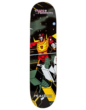 Primitive x Transformers Peacock Hot Rod Pro Deck - 8