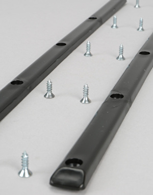 Polar Deck Rails - Black