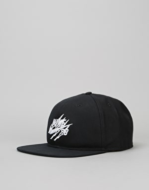 Nike SB Jungle S+ Snapback Cap - Black