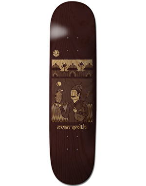Element Evan Sanskrit Featherlight Pro Deck - 8