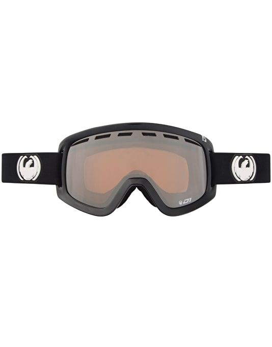Dragon D1 2017 Snowboard Goggles - Coal/Ion