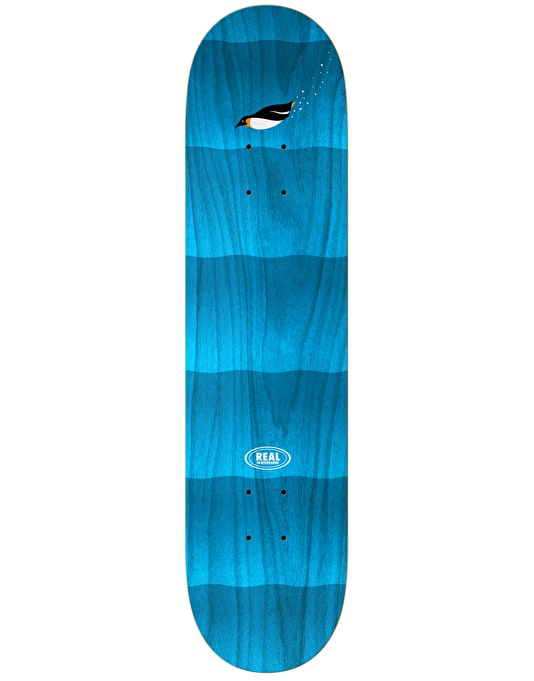 Real Ishod Iced Skateboard Deck - 8.02""