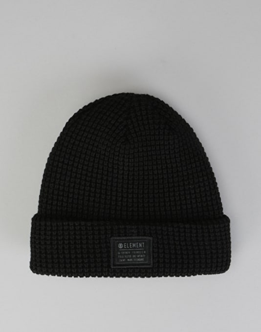 f7ea0039ea1 Element Cadet Beanie - Flint Black