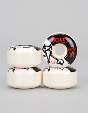 Bones V1 Series STF Team Wheel - 53mm