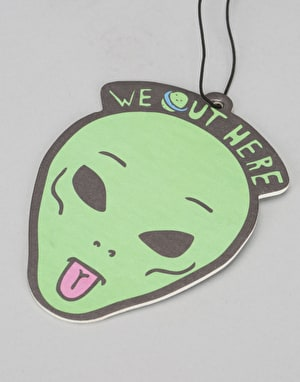 RIPNDIP We Out Here Air Freshener – Green