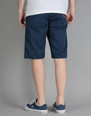 Carhartt Davies Short - Blue Rinsed