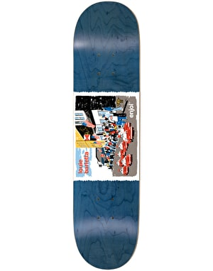 Enjoi Barletta Dog Pooper Shriners Pro Deck - 8