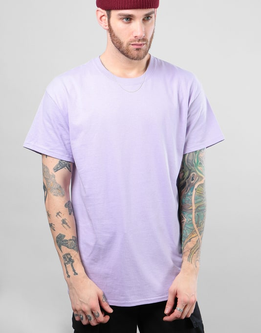 Route One Essentials T-Shirt - Orchid