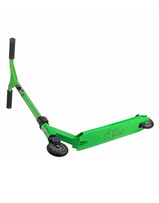 Grit Atom 2017 Scooter - Green